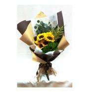 向日葵花束 全省送花