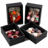 送女生生日禮物 可愛花圈掛飾 創意花藝可掛車上