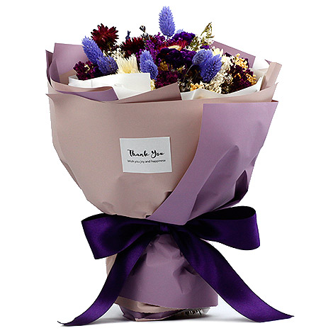花店新寵 進口乾燥花束 她喜歡花束包裝 花束 花束包裝 乾燥花