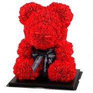 今年情人節怎麼過 玫瑰花小熊 情人生日禮物限量搶購中