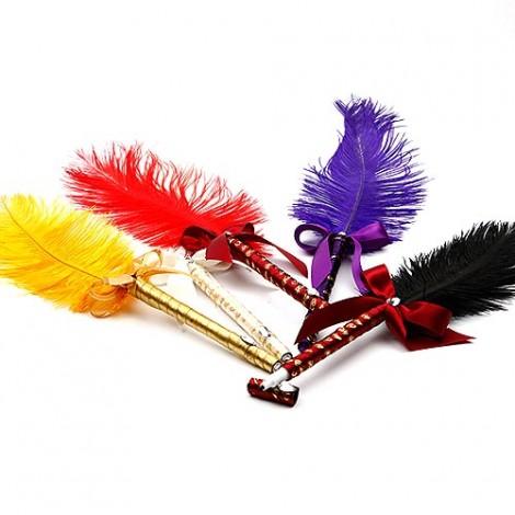 典雅實用羽毛簽名筆 婚禮用品 會場佈置 婚禮小物 簽名筆 婚禮用品