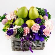 今年中秋節送什麼 香柚水果花禮 網路訂花推