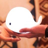 情人節禮物 可愛鯨魚手燈 特別禮物