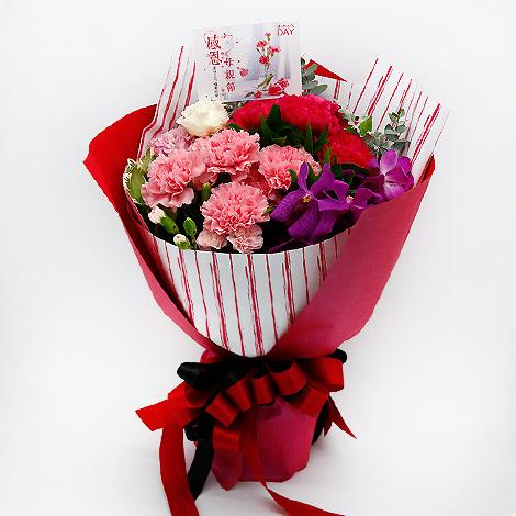 健康母親節康乃馨花束  母親節活動必選 母親節康乃馨花束 母親節活動