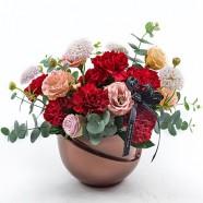 母親節禮物推薦  康乃馨盆花