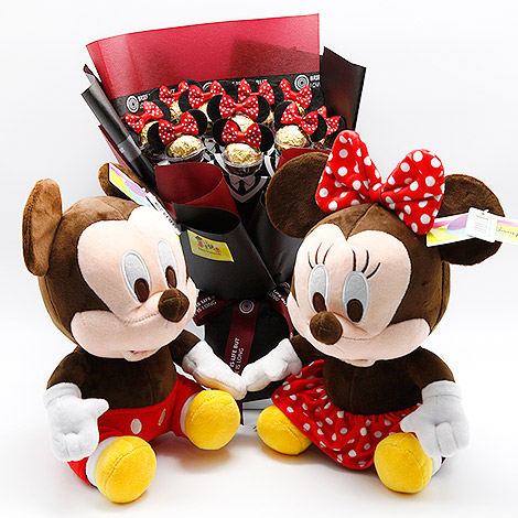 我要畢業了 可愛玩偶畢業花束 可愛玩偶 畢業花束 畢業禮物