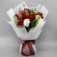 紅玫瑰花束 花店推薦 讚