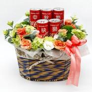 中秋節送什麼好 特別的中秋節可樂禮盒