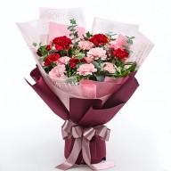 母親節送什麼禮物 推薦康乃馨花束