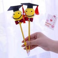 畢業禮物專賣店 開心畢業博士筆 6入