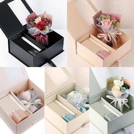 母親節禮物 香薰花束香皂花禮盒 母親節禮物 香皂花 網路花店