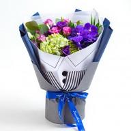花店推薦 屬於男士的花束 百分百傳心意