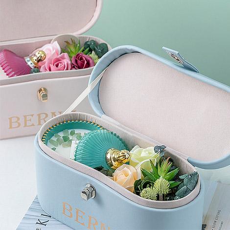 母親節送什麼禮物 香氛蠟燭皮革禮盒 生日禮物 送禮物 創意禮物