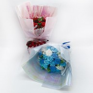 Love玫瑰香皂花束-2色